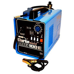 Portable MIG Welder - CO2 100amp - Gas Extra