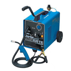 Portable MIG Welder - CO2 150amp - Gas Extra