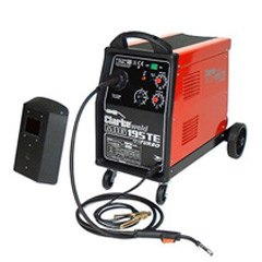 Portable MIG Welder - CO2 185amp - Gas Extra