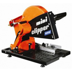 Clipper Brick Saw - 12in. Electric (Portable) - Diamond Blade Wear Charge Applies