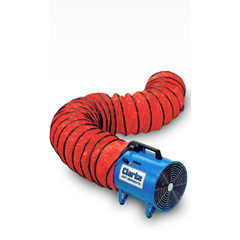 Air Cooler/Blower c/w ducting