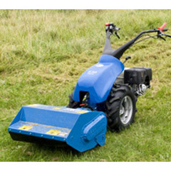 Flail Mower - Power Driven - 24in. Wide Cutter