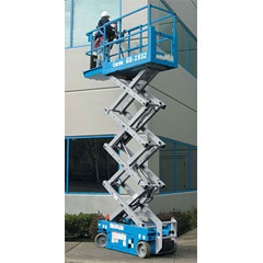 Scissor Hoist - 6m Working Height