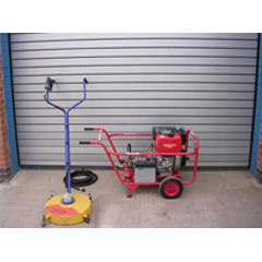 Block Paving Cleaner - c/w pressure washer