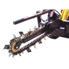 Kanga Trencher Attachment