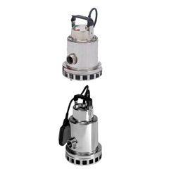 Submersible Pump - 1in. Outlet c/w Hose