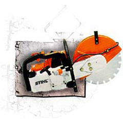 Stihl Saw - 12in. 2-Stroke